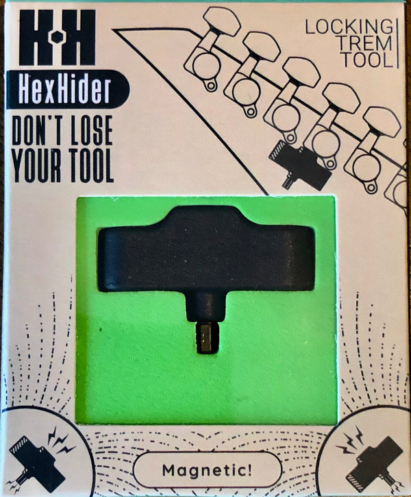HexHider Magnetic Allen Wrench - 1-pack
