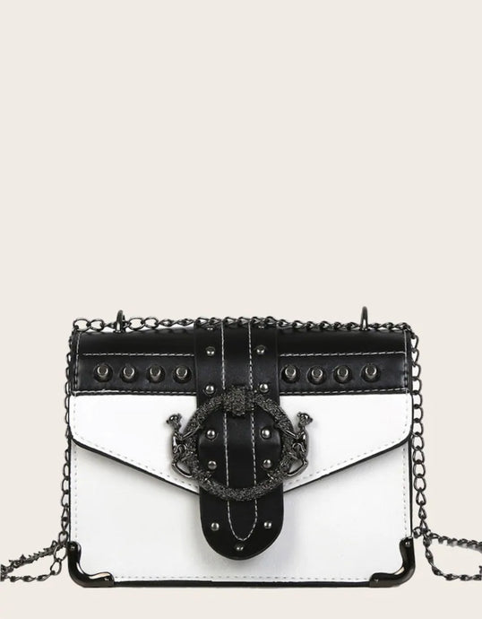 Buckle Luxed Bag