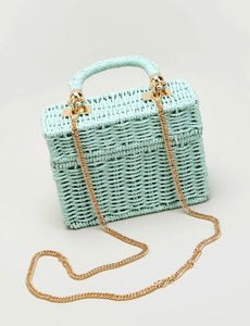 Luxed Braided Bag