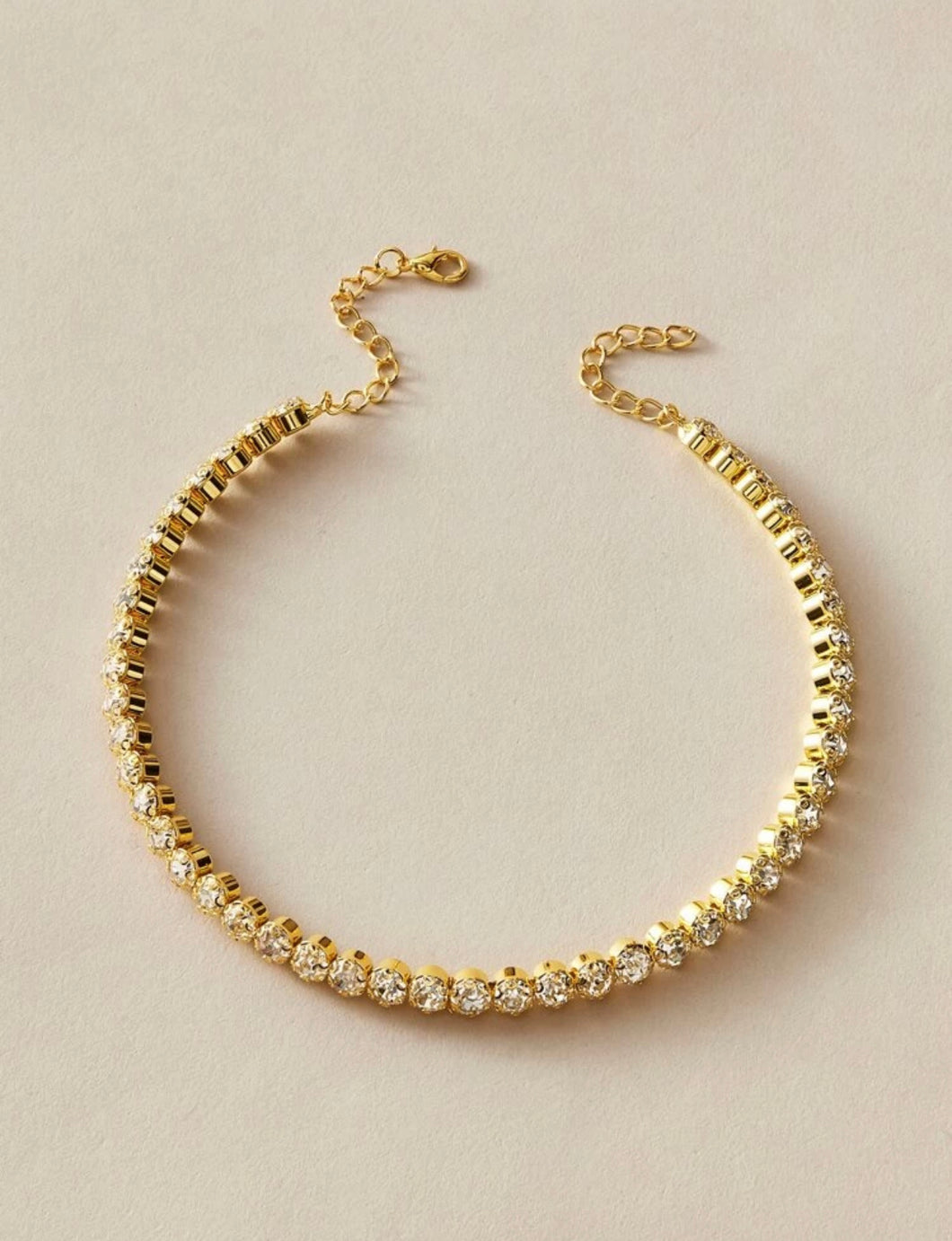 Luxed Choker Necklace