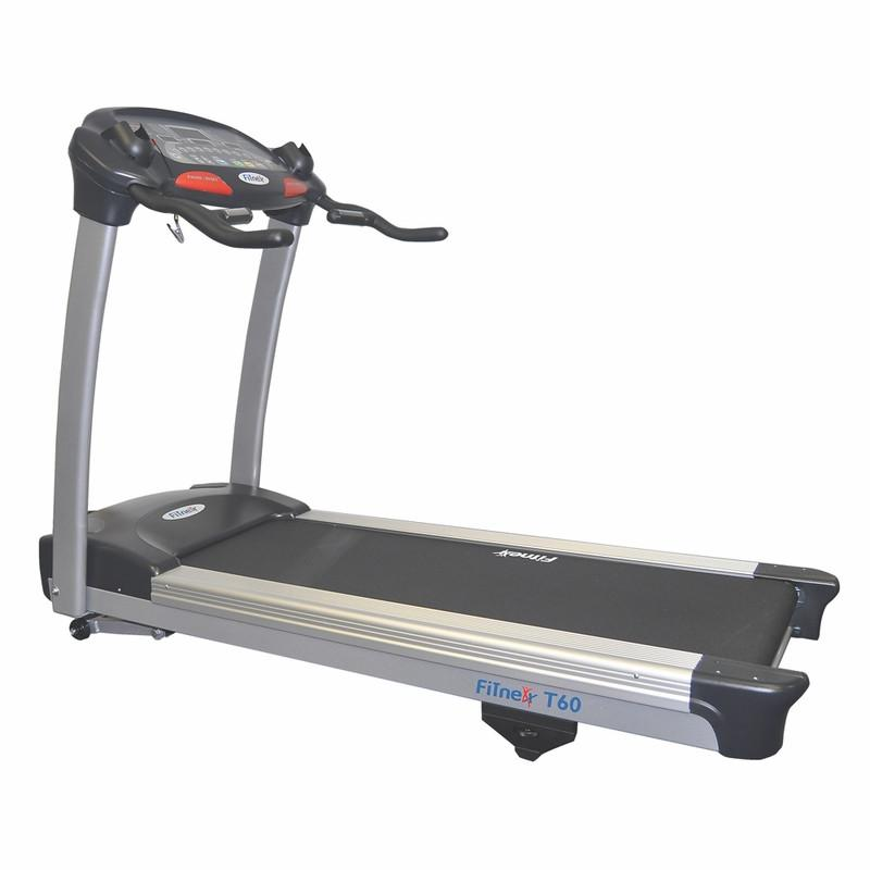 Fitnex T60 HRC Treadmill - Affordable Gym Equipment