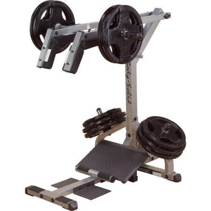 Body Solid GSCL360 Leverage Squat Calf Machine - Affordable Gym Equipment