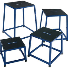 PRIMED Steel Plyo Box Set - Affordable Gym Equipment