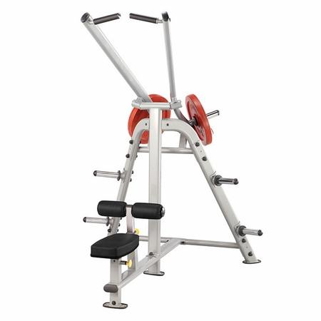 Steelflex PLLA Leverage Lat Pull Down Machine - Affordable Gym Equipment
