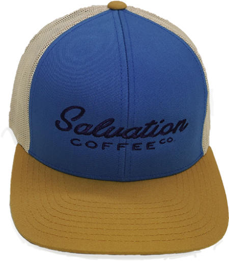 Salvation Multi Color Trucker Hat