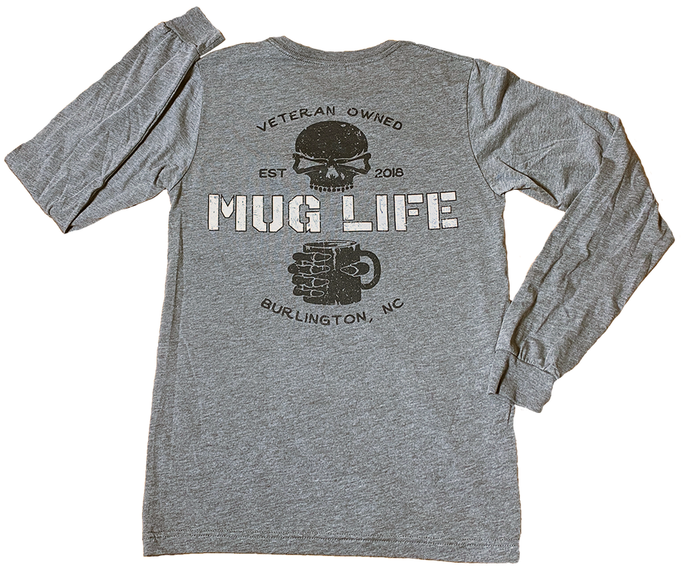 Mug Life Long Sleeve T
