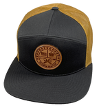 Salvation Leather Patch Hat