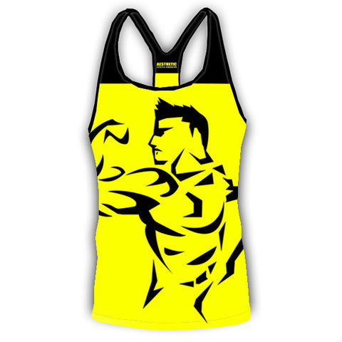 BOSS Stringer Yellow/Black