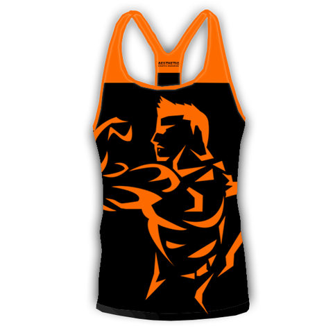 BOSS Stringer Black/Orange