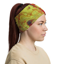 Load image into Gallery viewer, Fire Swirl Neck Gaiter Headband Face Cover