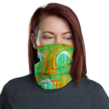 Load image into Gallery viewer, Peace Out Neck Face Cover Headband