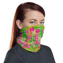 Load image into Gallery viewer, Hummingbird Neck Face Cover Headband