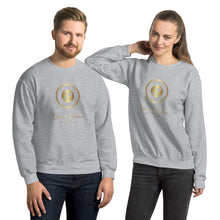 Load image into Gallery viewer, Lunar Grrrs Logo Unisex Sweatshirt