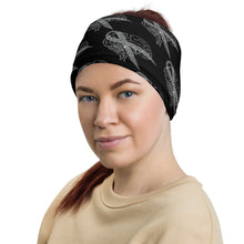 Load image into Gallery viewer, Brain Tumor Awareness Headband Face Cover Neck Gaiter