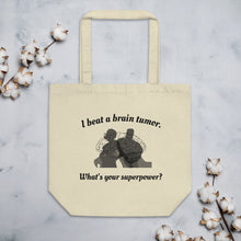Load image into Gallery viewer, What's your superpower? Eco Tote Bag