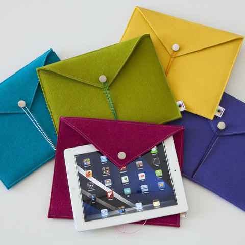 Felt Tablet Case - Large
