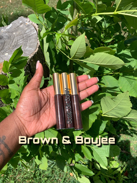 Brown & Boujee