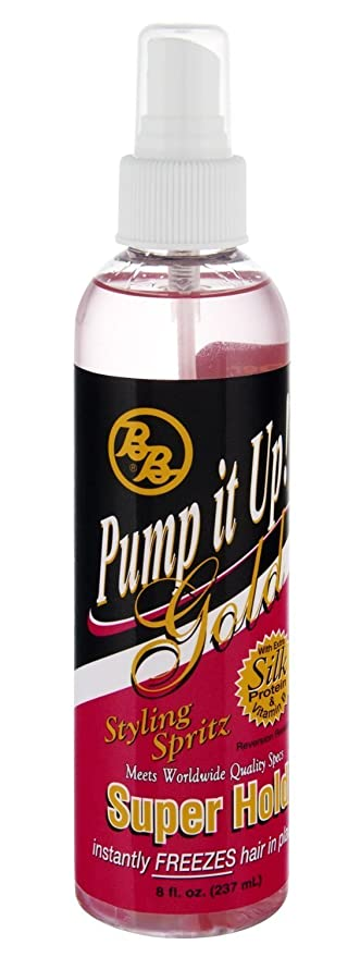 Pump it Up Gold Spritz