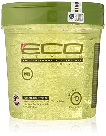 Eco Styler Gel- Olive Oil
