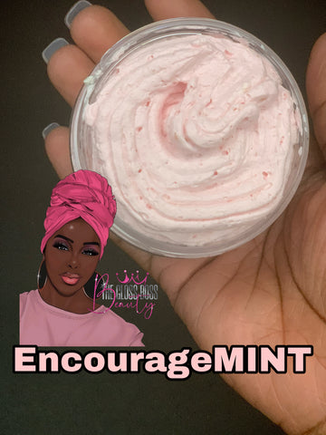 "Bossed Up Body Butter ""EncourageMINT"""