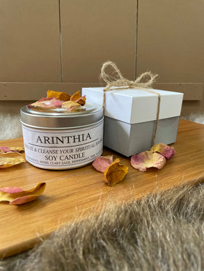 Arinthia || Clearing Candle