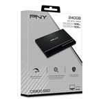 PNY 240 GB SSD ( compatible with nespi 4 case)