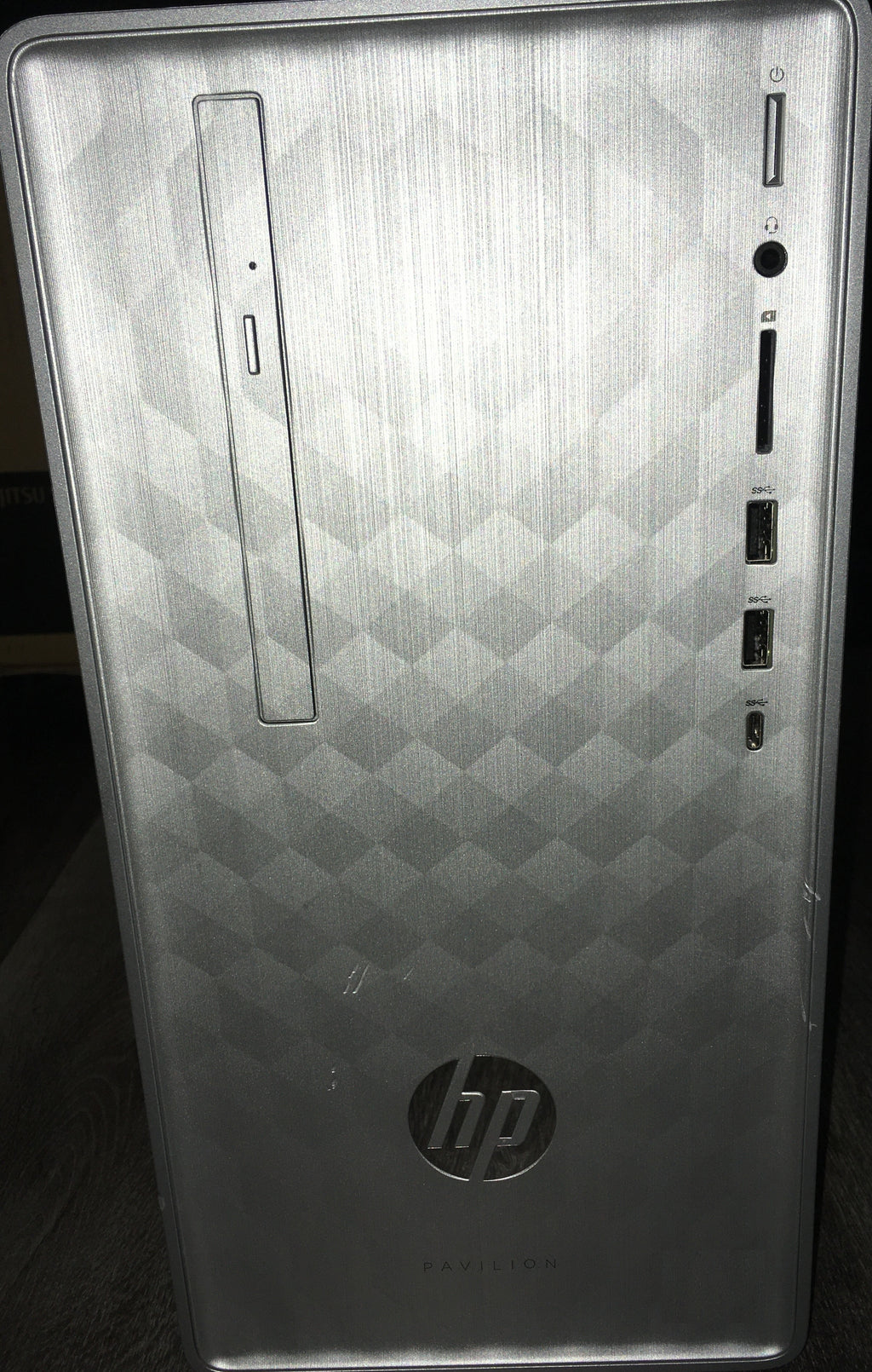 HP Pavilion Desktop (Refurbished) for home and office/work at home spare computer