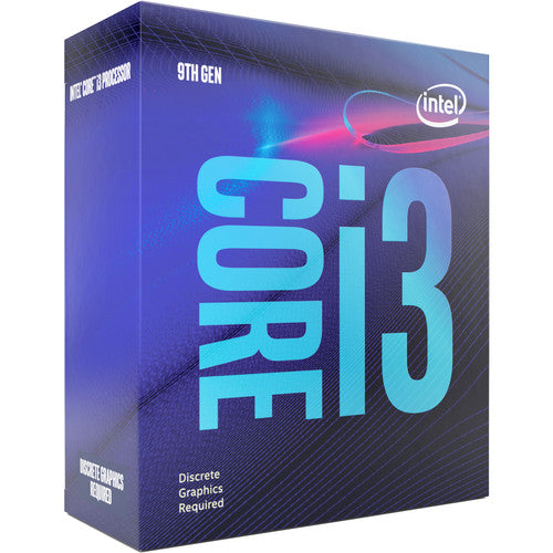 Intel Core  I3-9100F Quad-Core 3.60 GHz Processor
