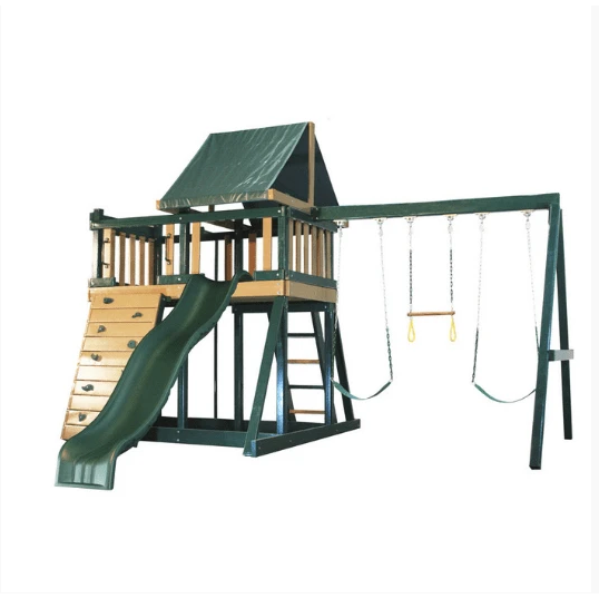 How to build swing set