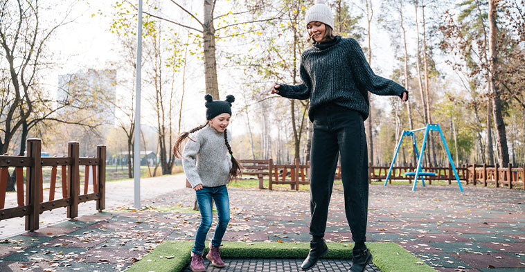 5 Positive Effects Trampolines Have On Human Health