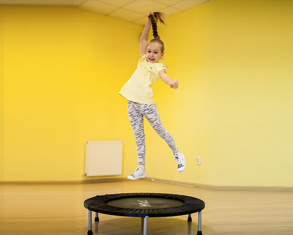 Are Trampolines Safe for Kids? Do Trampolines Offer Any Health Benefits?