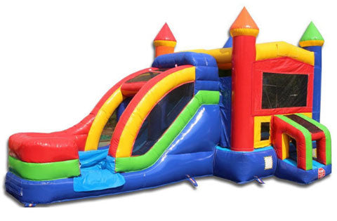 Choosing the suitable inflatable from the commercial bounce houses for sale