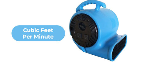 high horsepower air blower to inflate quickly