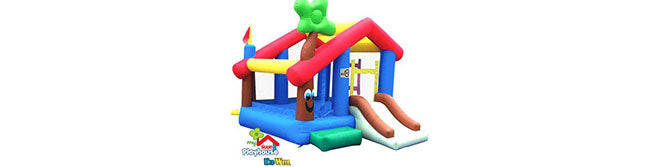 playhouse indoor jump house without kids