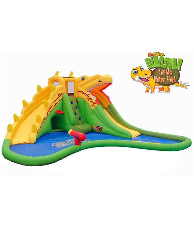 buy residential inflatable water slides for kids