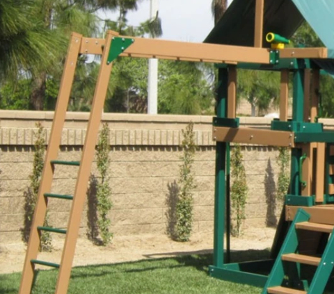 Large wooden swing sets for sale Empire swing sets