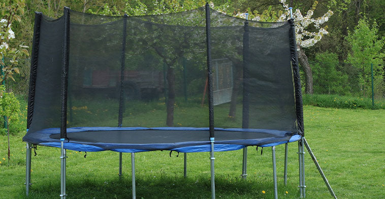 Ever wondered; what are trampolines made of