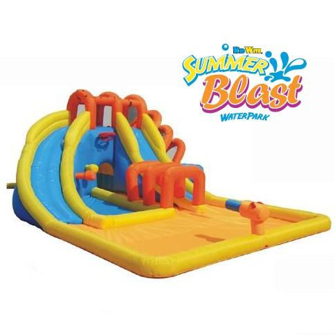 buy summer blast inflatable water park for kids at low cost