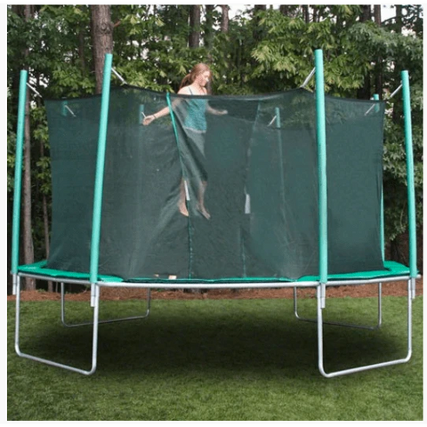 How to Measure a Trampoline Based on Its Shape