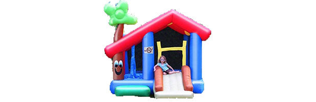 playhouse indoor bouncer for kids