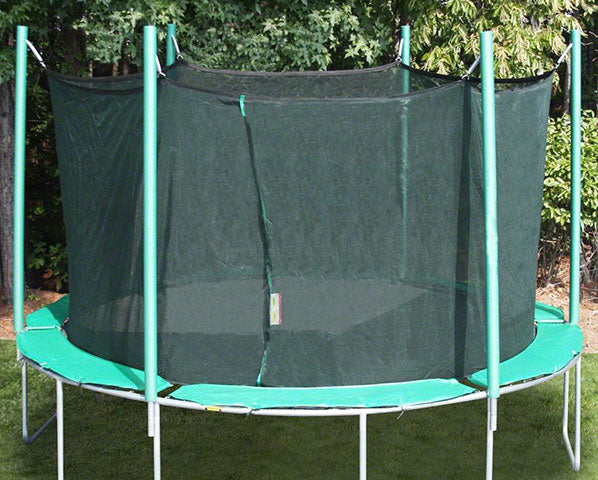 Manufacturing of trampoline