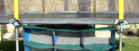 setup your trampoline properly