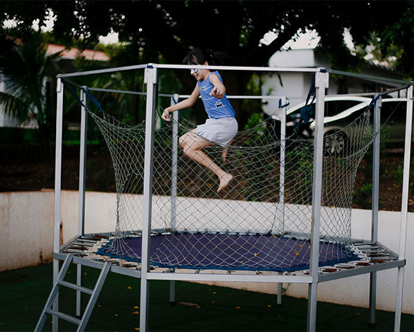 Should Parents Let Their Child Use Trampolines?