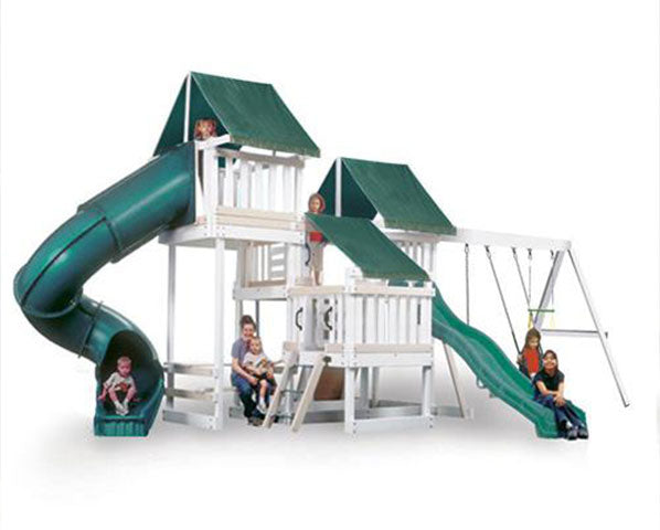 What to look for while getting your child a swing set