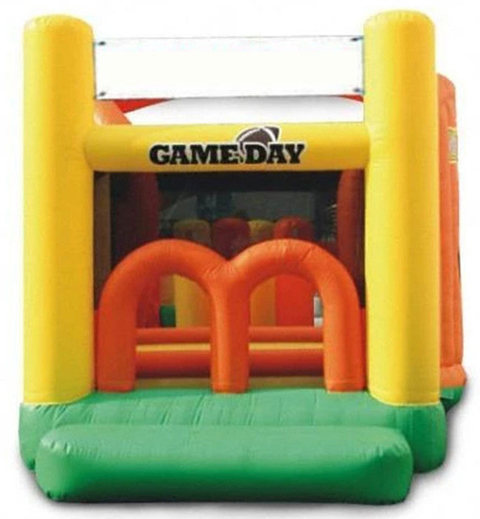 gameday yellow commercial bounce houses