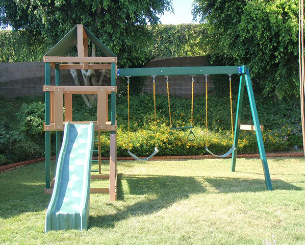Why get Swing sets made in the USA