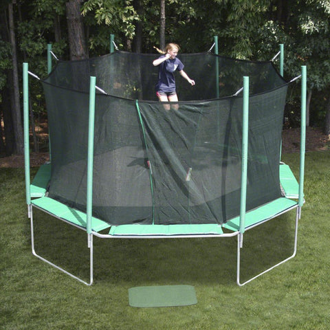 Work with Your Trampoline