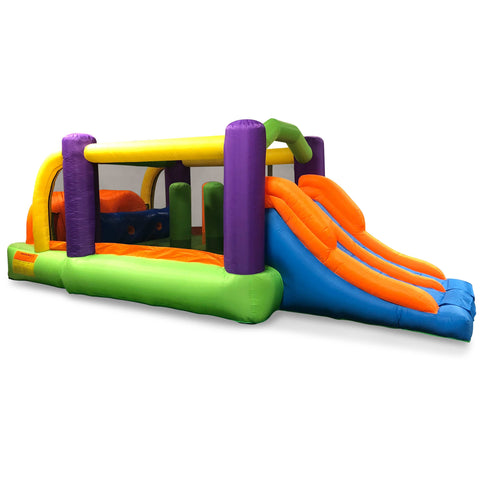 Kidswise commercial and residential bounce house features