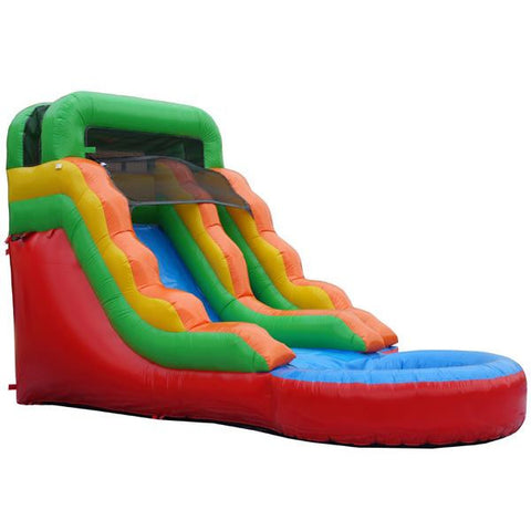 Moonwalk Water Inflatable Bounce Houses for Sale