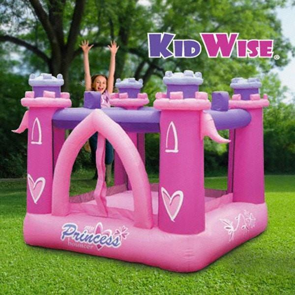 KidWise My Little Princess Bounce House